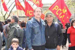 Eduardo Artés  Primer Secretario del Partido Comunista Chileno (Acción Proletaria) PC(AP)