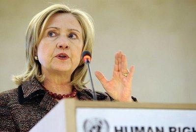 """Hillary Clinton """" Estamos perdiendo la Guerra """""""