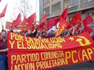vanzamos con las mujeres trabajadoras, las proletarias de hoy y parte integrante de la dirección de la lucha Revolucionaria por el Socialismo del mañana.