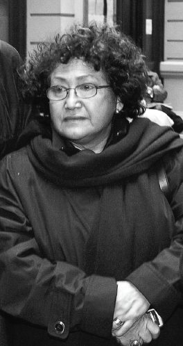 La viuda Fresia Cea declaró ante la justicia italiana.