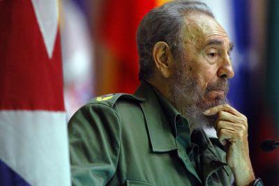 """"""" No albergo sentimientos hostiles hacia él o su pueblo"""". Comandante Fidel Castro"""