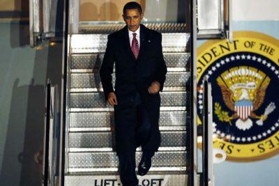 El Presidente Barack Hussein Obama realizará visita  oficial a chile el próximo lunes 21 de marzo