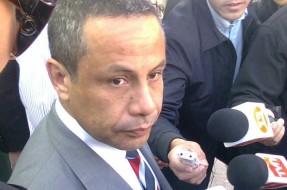 """Fiscal Alejandro Peña, quien ha estado envuelto en los mal llamados """"casos bomba"""", y desde donde ha demostrado total desprecio por el Debido Proceso y por los derechos de los detenidos."""