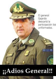 El verdadero asesino un General del Pinochetismo.