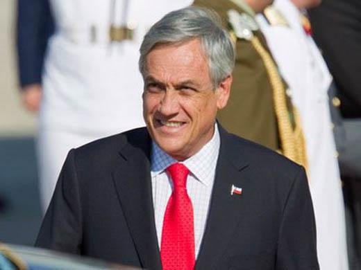 Piñera, El presidente de chile más ridiculo de la historia